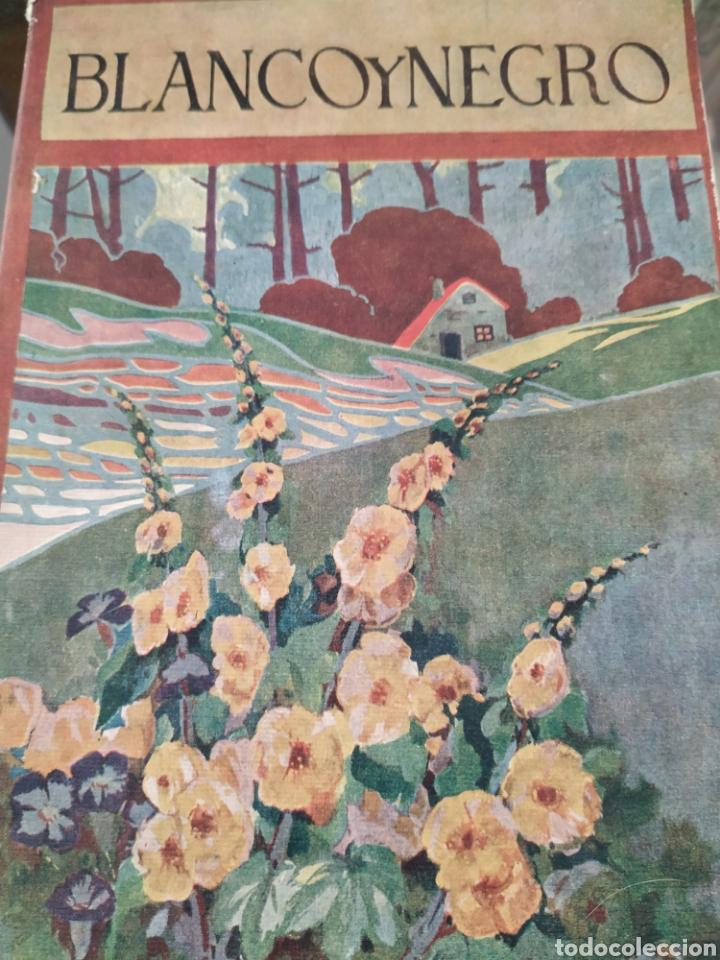 REVISTA BLANCO Y NEGRO NÚMERO 1782 DOMINGO 12 DE JULIO DE 1925 (Coleccionismo - Revistas y Periódicos Antiguos (hasta 1.939))