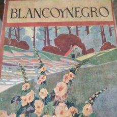 Coleccionismo de Revistas y Periódicos: REVISTA BLANCO Y NEGRO NÚMERO 1782 DOMINGO 12 DE JULIO DE 1925. Lote 146083674