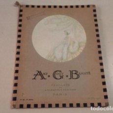 Coleccionismo de Revistas y Periódicos: ART-GOÛT-BEAUTÉ Nº 40 - LUJOSA REVISTA DE MODA FRANCESA - TEXTO EN CASTELLANO - NAVIDAD 1923. Lote 146115534