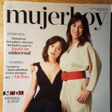 Collezionismo di Riviste e Giornali: REVISTA MUJER HOY. ANNA CASTILLO Y LOLA DUEÑAS. Lote 146199174