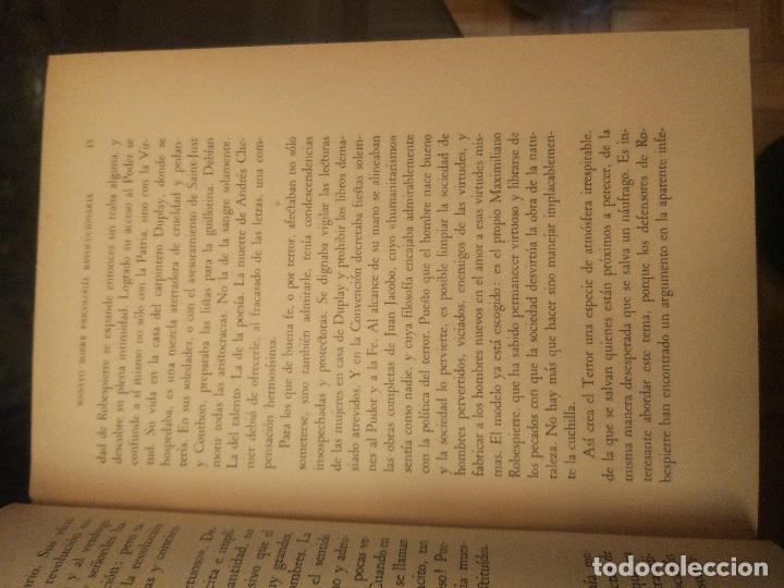 Coleccionismo de Revistas y Periódicos: REVISTA ACCIÓN ESPAÑOLA (COLECCIÓN COMPLETA ENCUADERNADA). 18 TOMOS, INCLUYENDO ANTOLOGÍA. - Foto 11 - 146239082