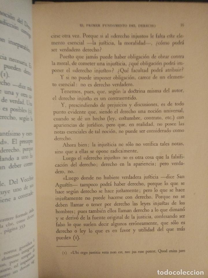 Coleccionismo de Revistas y Periódicos: REVISTA ACCIÓN ESPAÑOLA (COLECCIÓN COMPLETA ENCUADERNADA). 18 TOMOS, INCLUYENDO ANTOLOGÍA. - Foto 16 - 146239082