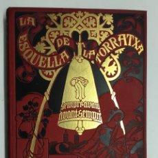 Coleccionismo de Revistas y Periódicos: LA ESQUELLA DE LA TORRATXA. 1907. NÚM 1462 A 1513. - EDIT. ANTONI LÓPEZ, BARCELONA.. Lote 146260686