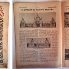 Coleccionismo de Revistas y Periódicos: 24 REVISTAS ALREDEDOR DEL MUNDO. Lote 146266374