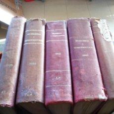 Coleccionismo de Revistas y Periódicos: REVISTA INGENIERIA Y CONSTRUCCION -- REVISTA HISPANO AMERICANA -- AÑOS 1926 / 28 / 29 / 30 / 31 --. Lote 146270762
