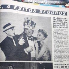 Coleccionismo de Revistas y Periódicos - yul brynner mitzi gaynor noel coward tony curtis janet leight dean martin - 146344722