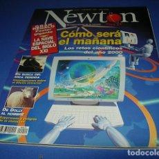 Coleccionismo de Revistas y Periódicos: REVISTA NEWTON N 10 ABRIL 1999 - COMO SERÁ EL MAÑANA. Lote 146603010