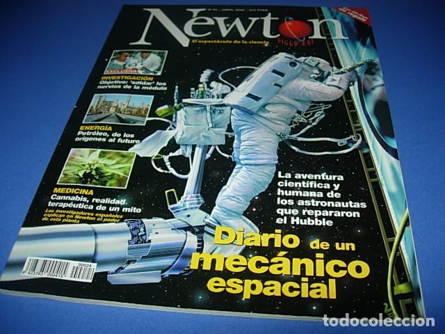 REVISTA NEWTON. EL ESPECTÁCULO DE LA CIENCIA. N.º 24 (Coleccionismo - Revistas y Periódicos Modernos (a partir de 1.940) - Otros)