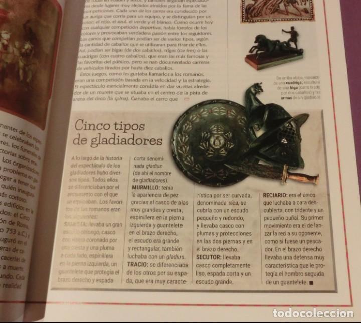 Coleccionismo de Revistas y Periódicos: ARTHIS Nº 3 - EL CIRCO ROMANO (COMO NUEVA) - Foto 4 - 146607074