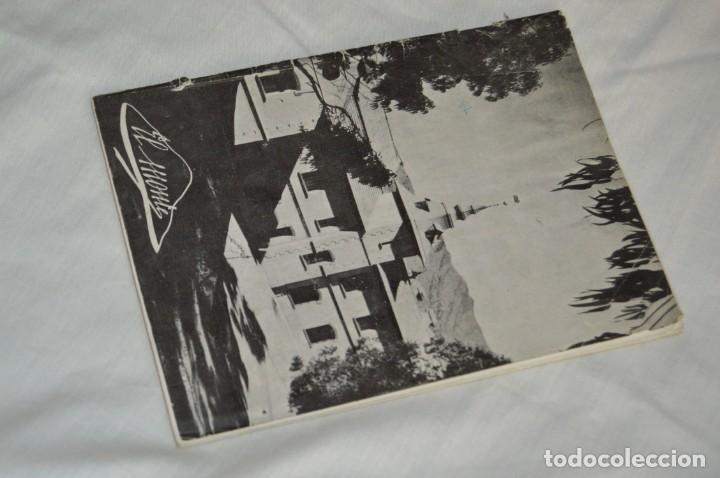 ANTIGUA REVISTA EL MONTE - AÑO 1956 EN MÁLAGA - COLEGIO DE LA SAGRADA FAMILIA - VINTAGE - ENVÍO 24H (Coleccionismo - Revistas y Periódicos Modernos (a partir de 1.940) - Otros)