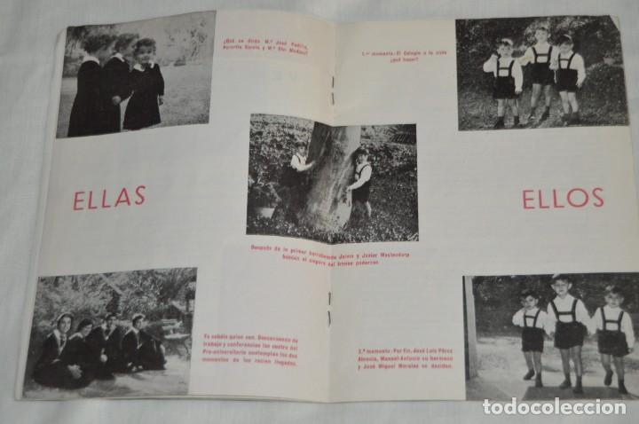 Coleccionismo de Revistas y Periódicos: ANTIGUA REVISTA EL MONTE - AÑO 1956 EN MÁLAGA - COLEGIO DE LA SAGRADA FAMILIA - VINTAGE - Envío 24h - Foto 7 - 146631770