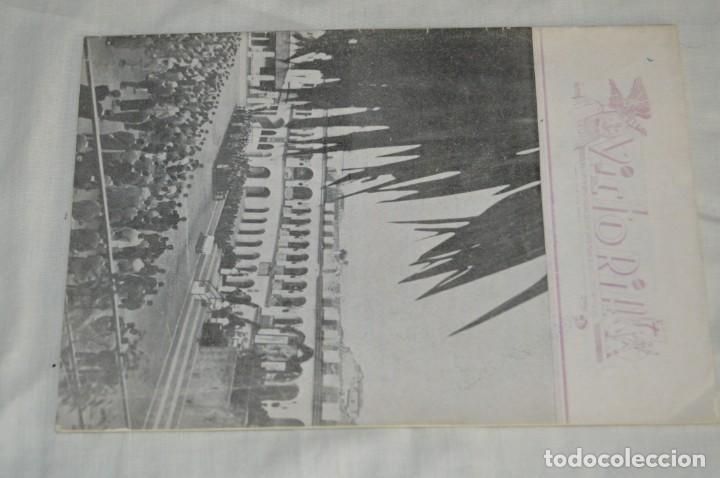 Coleccionismo de Revistas y Periódicos: ANTIGUO BOLETÍN INFORMATIVO DEL COLEGIO SANTA MARÍA DE LA VICTORIA, HH MARISTAS - VINTAGE - Envío24h - Foto 2 - 146632430