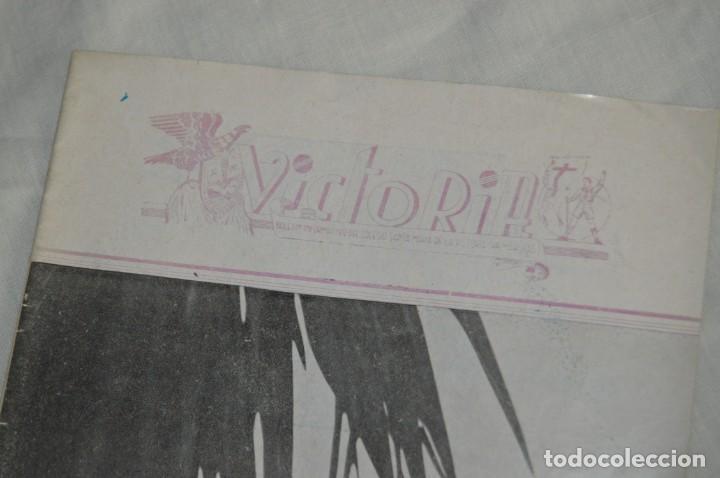 Coleccionismo de Revistas y Periódicos: ANTIGUO BOLETÍN INFORMATIVO DEL COLEGIO SANTA MARÍA DE LA VICTORIA, HH MARISTAS - VINTAGE - Envío24h - Foto 3 - 146632430