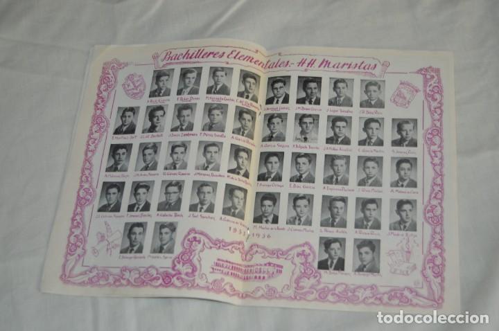Coleccionismo de Revistas y Periódicos: ANTIGUO BOLETÍN INFORMATIVO DEL COLEGIO SANTA MARÍA DE LA VICTORIA, HH MARISTAS - VINTAGE - Envío24h - Foto 7 - 146632430