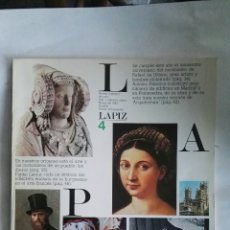 Coleccionismo de Revistas y Periódicos: LÁPIZ REVISTA MENSUAL DE ARTE N 4 1983. Lote 146775885