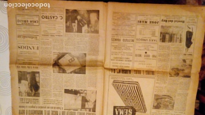 Coleccionismo de Revistas y Periódicos: TORERO FERMIN MURILLO FOTO JALON ANGEL AMANECER DIARIO ARGONES DEL MOVIMIENTO 11 OCTUBRE 1959 - Foto 11 - 146906674