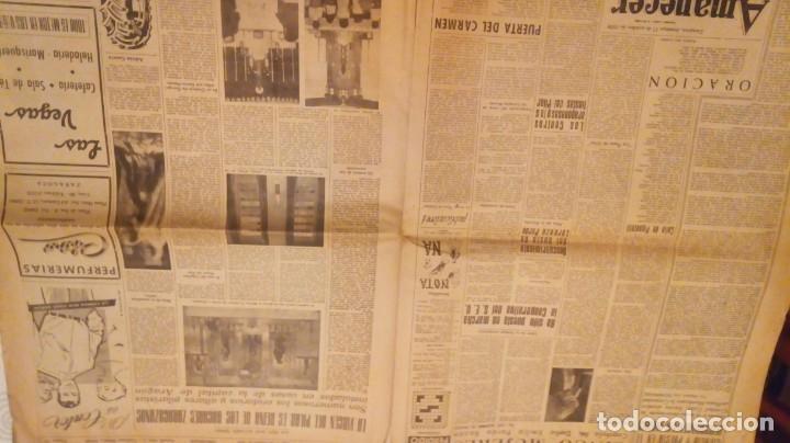 Coleccionismo de Revistas y Periódicos: TORERO FERMIN MURILLO FOTO JALON ANGEL AMANECER DIARIO ARGONES DEL MOVIMIENTO 11 OCTUBRE 1959 - Foto 9 - 146906674