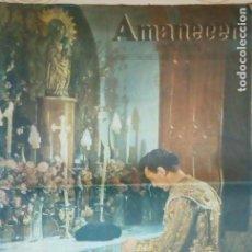 Coleccionismo de Revistas y Periódicos: TORERO FERMIN MURILLO FOTO JALON ANGEL AMANECER DIARIO ARGONES DEL MOVIMIENTO 11 OCTUBRE 1959. Lote 146906674