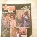 Coleccionismo de Revistas y Periódicos: TP TELEPROGRAMA N 766 EXTRA -DEL 8 AL 14 DICIEMBRE 1980 - LO MEJOR Y LO PEOR DEL AÑO. Lote 146956718