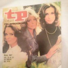 Coleccionismo de Revistas y Periódicos: TP TELEPROGRAMA N 667 -DEL 15 AL 21 ENERO 1979 - LOS ANGELES DE CHARLIE. Lote 147033590