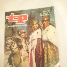 Coleccionismo de Revistas y Periódicos: TP TELEPROGRAMA N 665 -DEL 8 AL 14 ENERO 1979 - LAS TRILLIZAS MAGOS. Lote 147033650