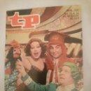 Coleccionismo de Revistas y Periódicos: TP TELEPROGRAMA N 563 -DEL 18 A 24 OCTUBRE 1978 - SUMARISIMO. Lote 147034194