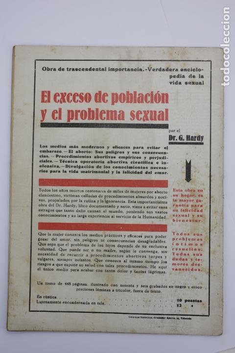 Coleccionismo de Revistas y Periódicos: Revista Estudios, mayo 1935, núm. 141, portada de Josep Renau, Valencia. 19,5x26,5cm - Foto 2 - 147135318