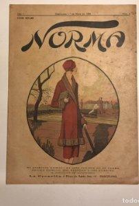 1926 Norma año I 1º de mayo de 1926 núm. 4