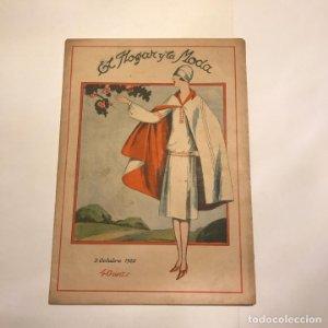 El hogar y la moda nº 714. 3 de octubre 1926