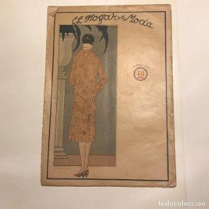 El hogar y la moda nº 703. 15 de junio 1926