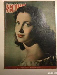 1949 Revista Semana Nº 486