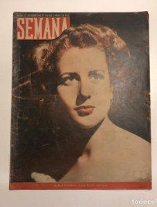 1949 Revista Semana Nº 500