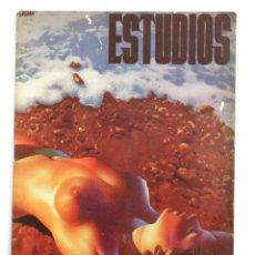 Coleccionismo de Revistas y Periódicos: REVISTA ESTUDIOS, OCTUBRE 1936, NÚM. 157, PORTADA DE JOSEP RENAU, VALENCIA. 19X26CM. Lote 147155990