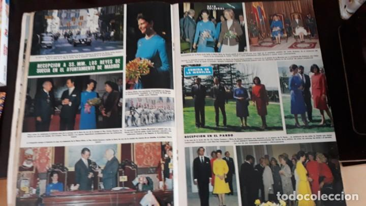 Coleccionismo de Revistas y Periódicos: 1983 SILVIA SOMMERLATH REINA DE SUECIA LOS REYES EN ESPAÑA FAMILIA REAL - Foto 3 - 147240058