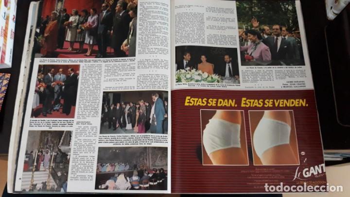 Coleccionismo de Revistas y Periódicos: 1983 SILVIA SOMMERLATH REINA DE SUECIA LOS REYES EN ESPAÑA FAMILIA REAL - Foto 6 - 147240058