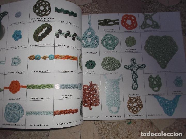 0bd2eef35643 Coleccionismo de Revistas y Periódicos  bisuteria con nudos y cuentas