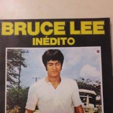 Coleccionismo de Revistas y Periódicos: BRUCE LEE INEDITO RICHARD S.MOORE PRODUCIONES EDITORISLES. Lote 147373257
