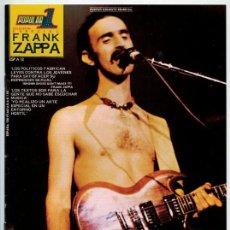 Coleccionismo de Revistas y Periódicos: POPULAR 1 - FRANK ZAPPA. Lote 50671265