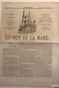 1866 Lo noi de la mare. Any I. Núm. 15
