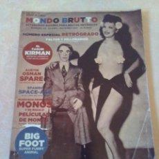 Coleccionismo de Revistas y Periódicos: MONDO BRUTTO N° 42. Lote 147497198