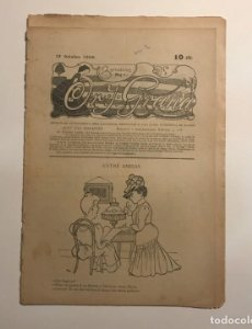 Revista Or y Grana. Año I. Núm. 2