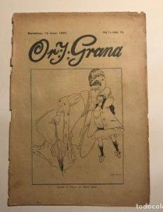 Revista Or y Grana. Año II. Núm. 15
