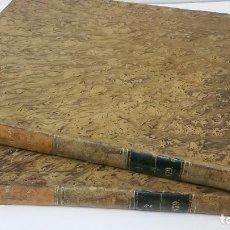 Coleccionismo de Revistas y Periódicos: 1879 - L'UNIVERS ILLUSTRÉE. JOURNAL HEBDOMADAIRE. AÑO 1879 COMPLETO EN 2 TOMOS - GRABADOS. Lote 147520182