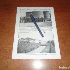 Coleccionismo de Revistas y Periódicos: RETAL 1911 GAMBOA EN LAS BODEGAS MARISTANY SAN MARTÍN DE PROVENSALS. EXPOSICIÓN SANCHA-MEDINA Y VERA. Lote 147551466