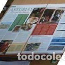 Coleccionismo de Revistas y Periódicos: ASTURIAS Y LAS SIDRERÍAS EN 2005, EN 2 PÁGINAS (VJ146) RECORTES REVISTA DE VIAJES AGOSTO ESE AÑO. Lote 147683874