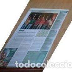 Coleccionismo de Revistas y Periódicos: NAVA, ASTURIAS, EN 2005 EN 1 PÁGINA (VJ164) RECORTES REVISTA VIAJES AÑO 2005 . Lote 147687358