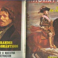 Coleccionismo de Revistas y Periódicos: HISTORIA Y VIDA NUMERO 190. Lote 147708796