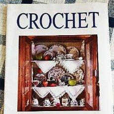 Coleccionismo de Revistas y Periódicos: REVISTA ANTIGUA DE CROCHET. Lote 147742726