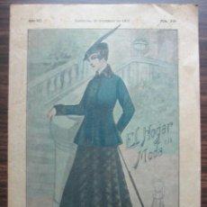 Coleccionismo de Revistas y Periódicos: EL HOGAR Y LA MODA. NUM. 315 AÑO 1915. Lote 147754078