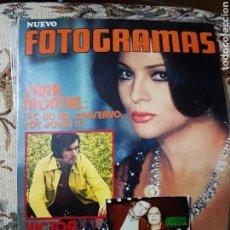 Coleccionismo de Revistas y Periódicos: SARA MONTIEL REVISTA NUEVO FOTOGRAMAS N.1194, 3 SEPTIEMBRE 1971. Lote 147768093